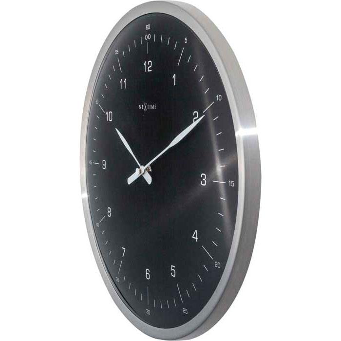 60 Minutes Dome Wall Clock Nextime Royaldesign