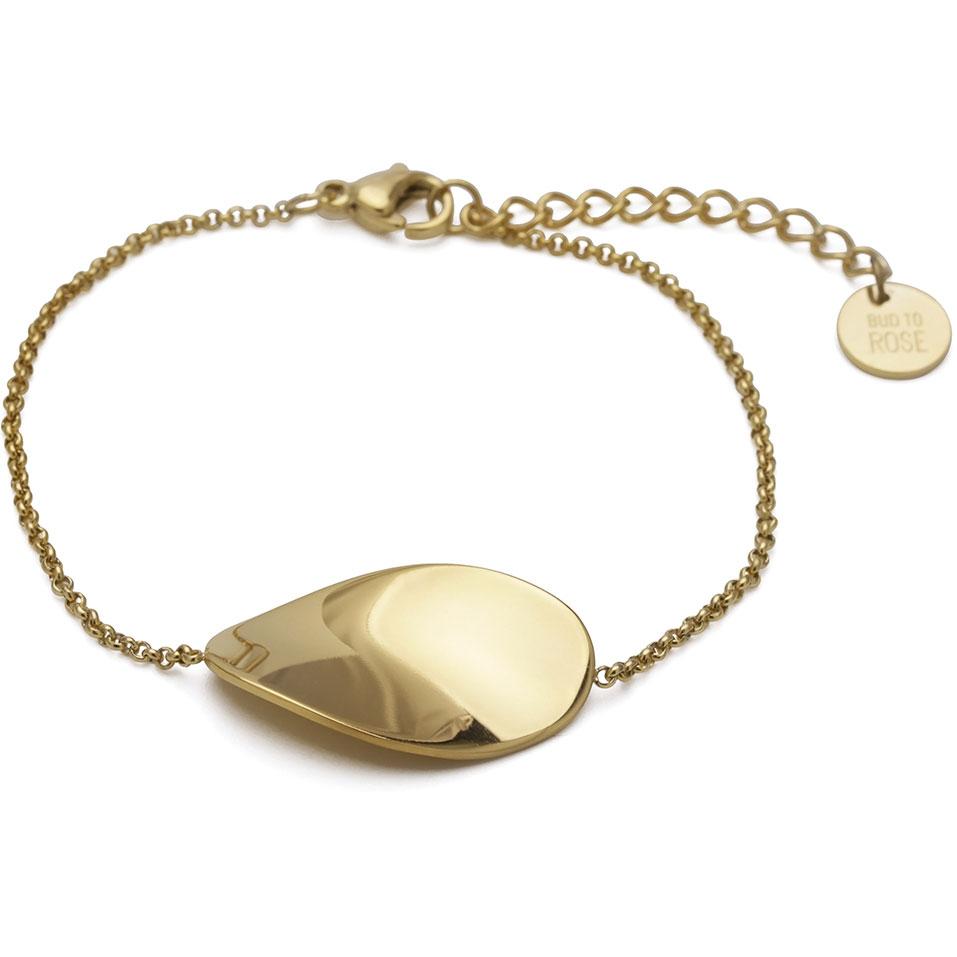 Billow Armband, Guld