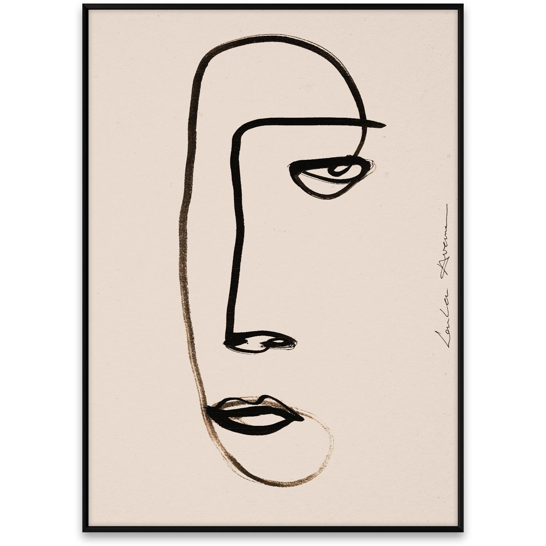 Serious Dreamer Poster, 30x40 cm