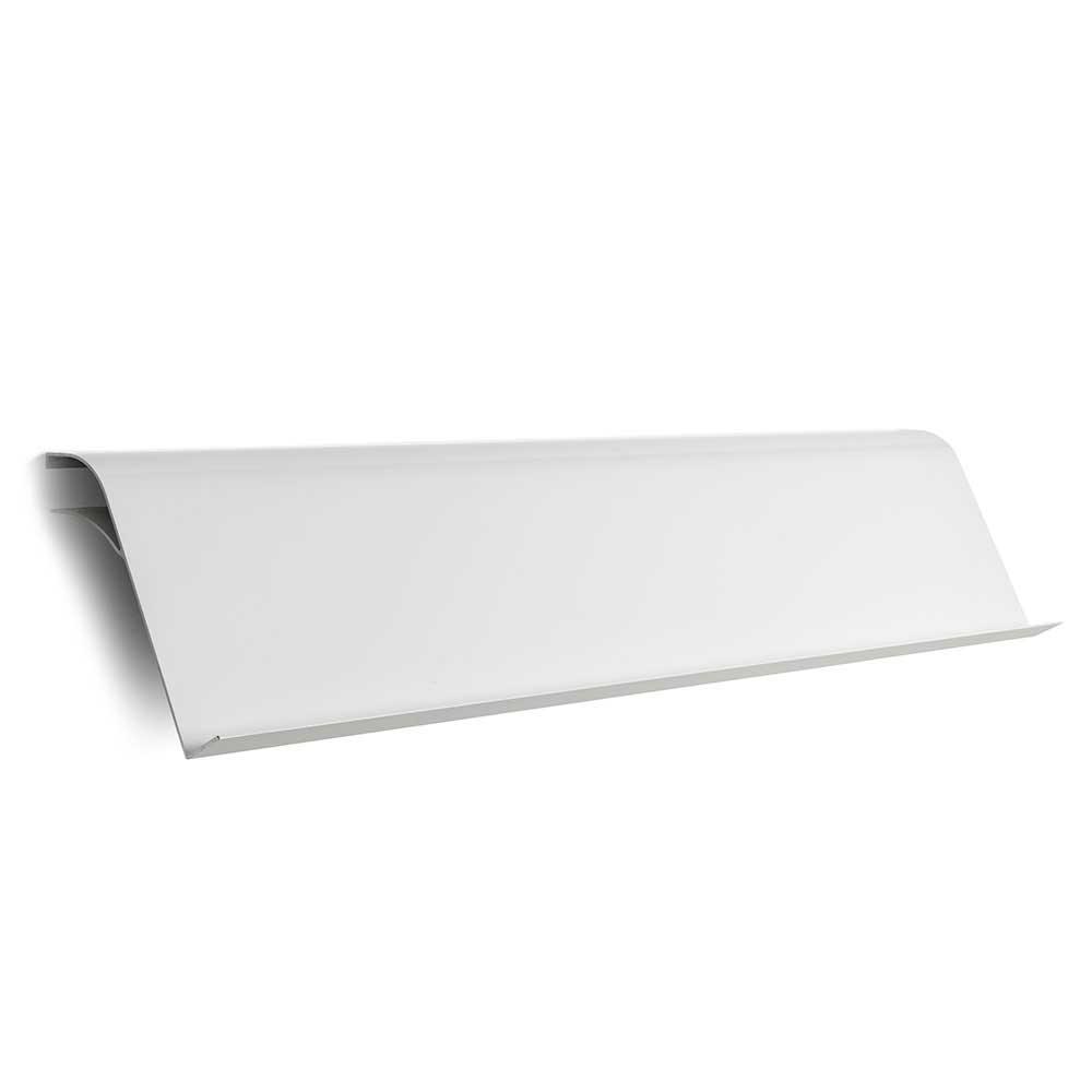 Exilis Slope Seinähylly 118 cm, Valkoinen, Nonuform