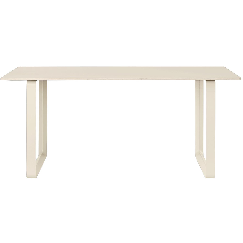 Muuto-70/70 Table 170x85 cm, Sand Laminat
