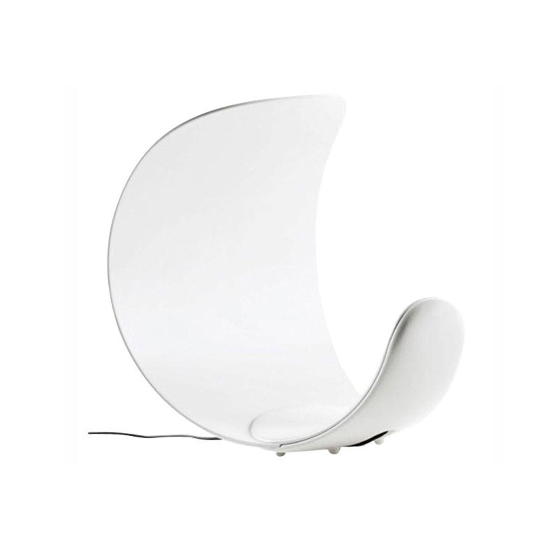 Curl LED SDW 1x8W Bordslampa, Vit
