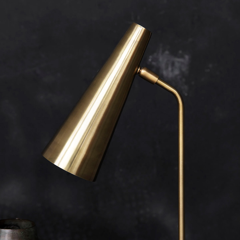 Precise Bordlampe, Messing House Doctor @ RoyalDesign.no