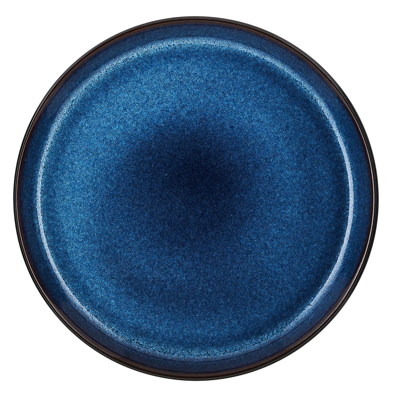 bitz gastro teller 21cm schwarz dunkelblau bitz. Black Bedroom Furniture Sets. Home Design Ideas