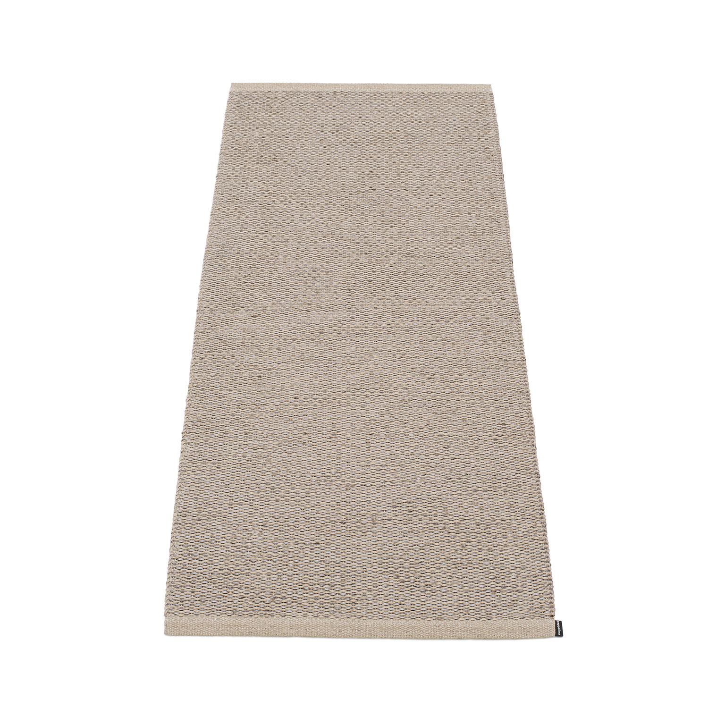 Svea Matta Mud Metallic/Mud, 60x250 cm