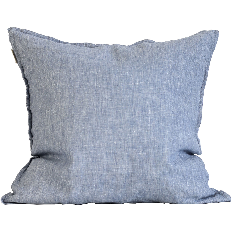 Bilde av Tell Me More-Pillow Case Linen 50x50