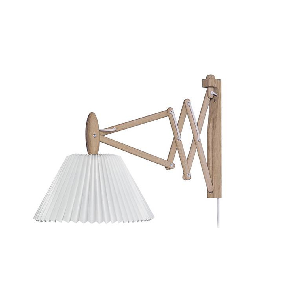 Bilde av Le Klint-Le Klint 335 Sax Lampe Med Plastskjerm 60 cm, Eik