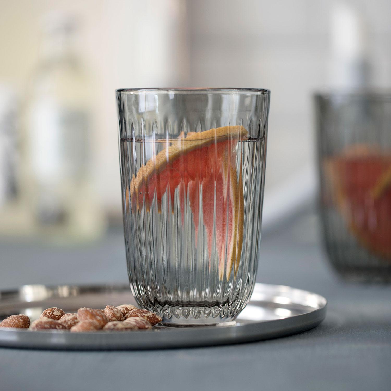 Helt nye Hammershøi Drinking Glass 2-Pcs - Kähler @ RoyalDesign.co.uk HB-19