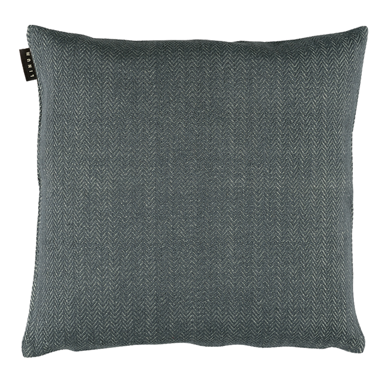 Shepard Tyynynpäällinen 50x50cm, Granite Grey, Linum