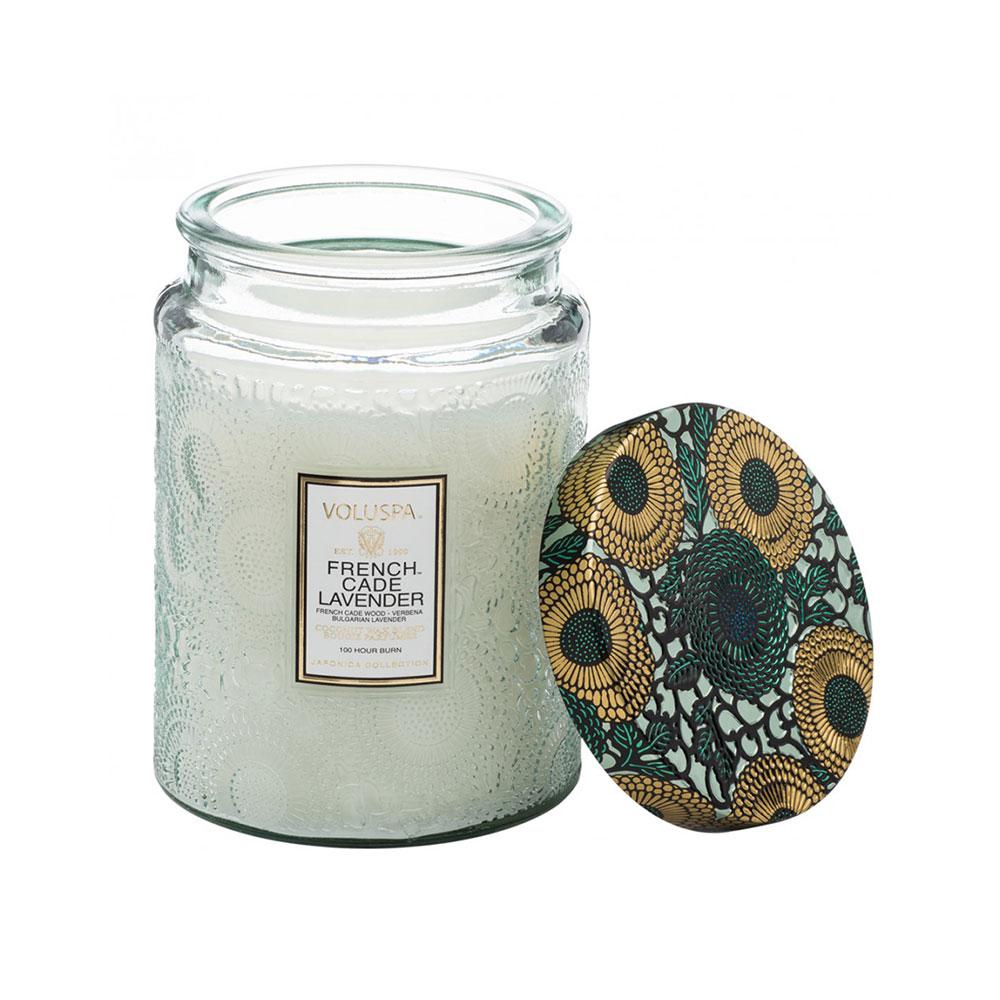 Voluspa Chawan Doftljus French Cade & Lavender Ltd 100 tim