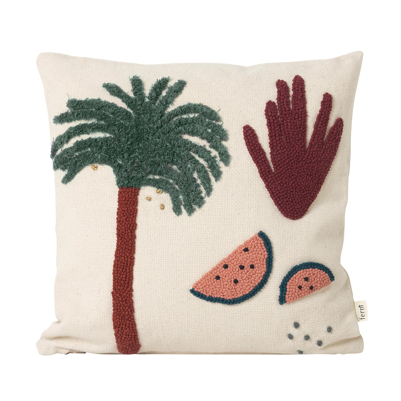 Fruiticana Palm Kudde 40x40cm