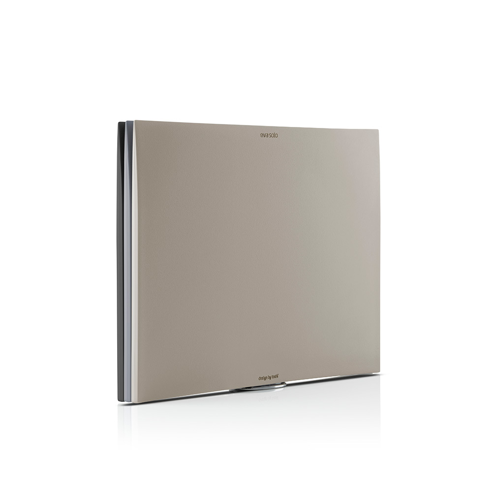 Eva Solo-Leikkuulauta pidikkeellä, 3- pakkaus, Grey tones