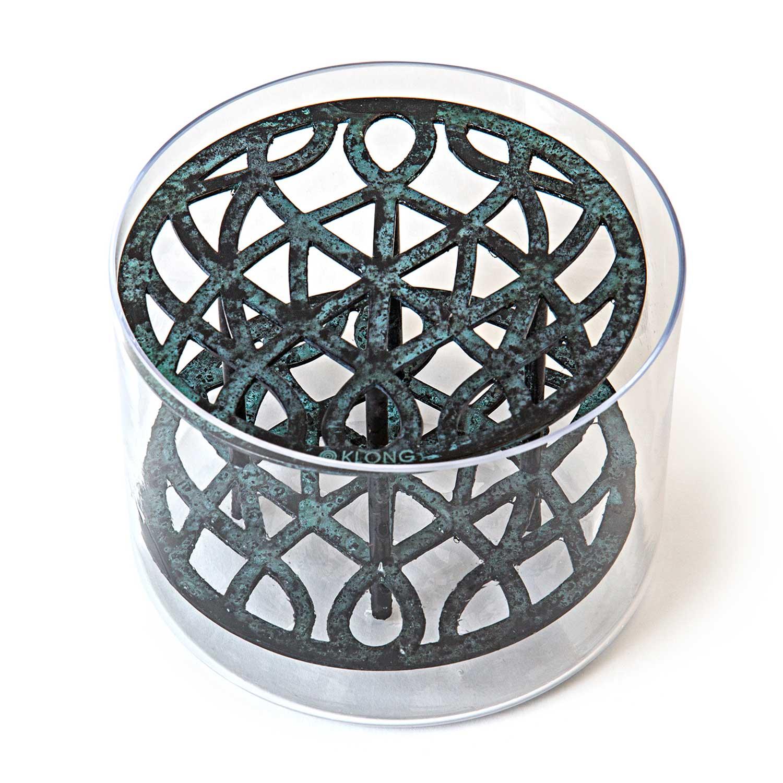 Bilde av Klong-Äng Vase Liten, Messing