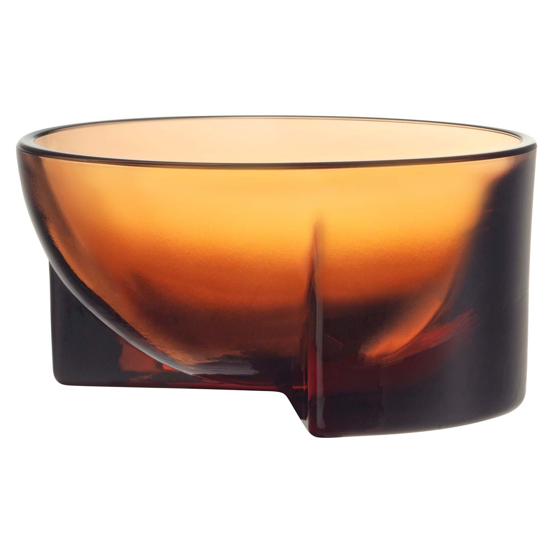 Kuru Bowl 13x6 cm, Seville Orange, Iittala