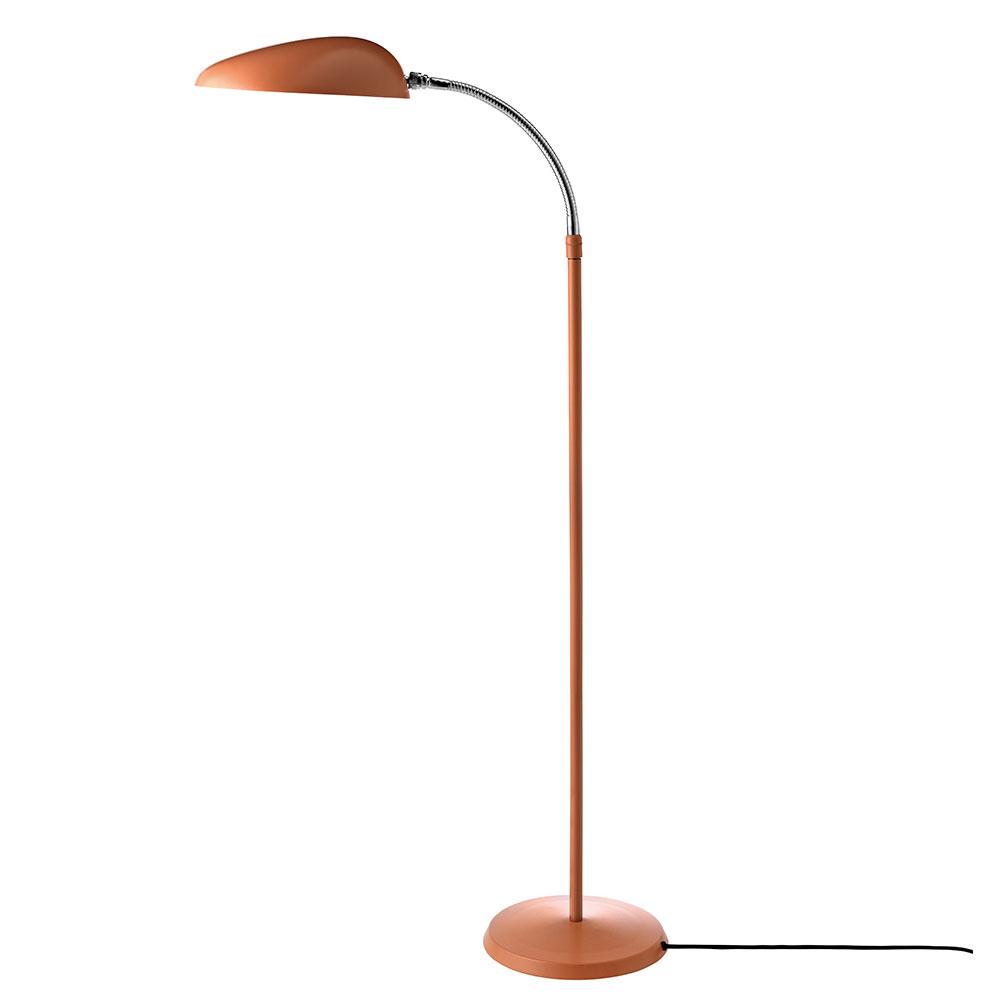 Bilde av Gubi-Cobra Standard Lamp, Anthracite