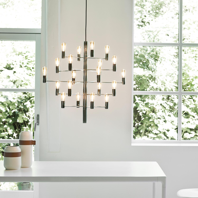 Manola 20 Ljuskrona Dimbar LED Herstal @ RoyalDesign.se
