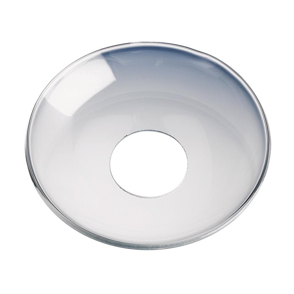Ljusmanschett Ø 8 cm, Klar