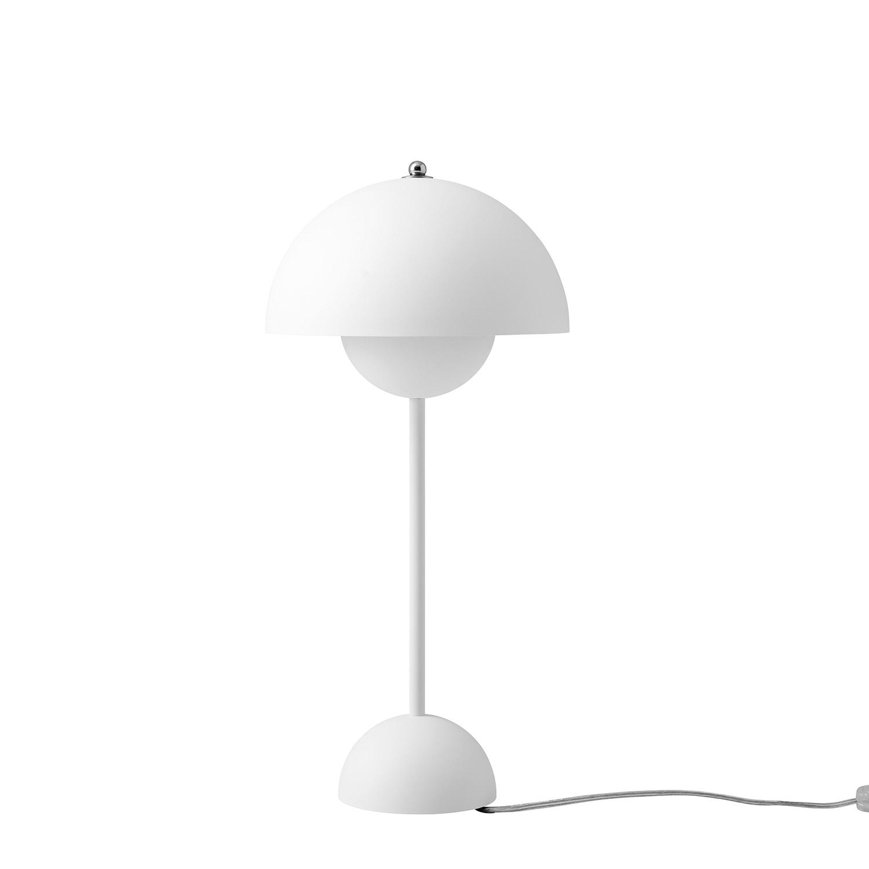 Bilde av &Tradition-Flowerpot Bordlampe Vp3, Matt Hvit