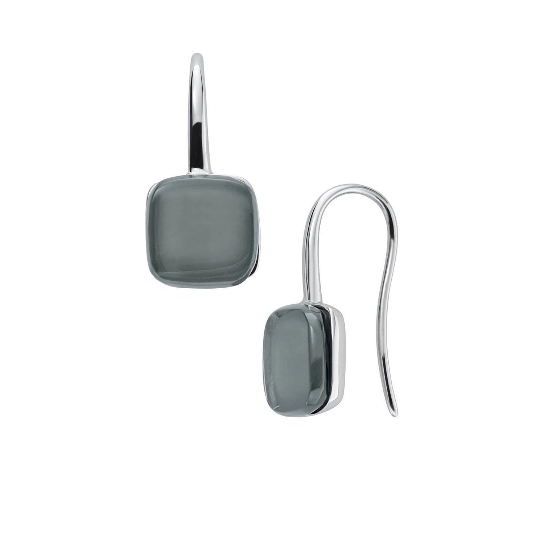 Sea Glass Earrings, Stainless Steel - Skagen @ RoyalDesign