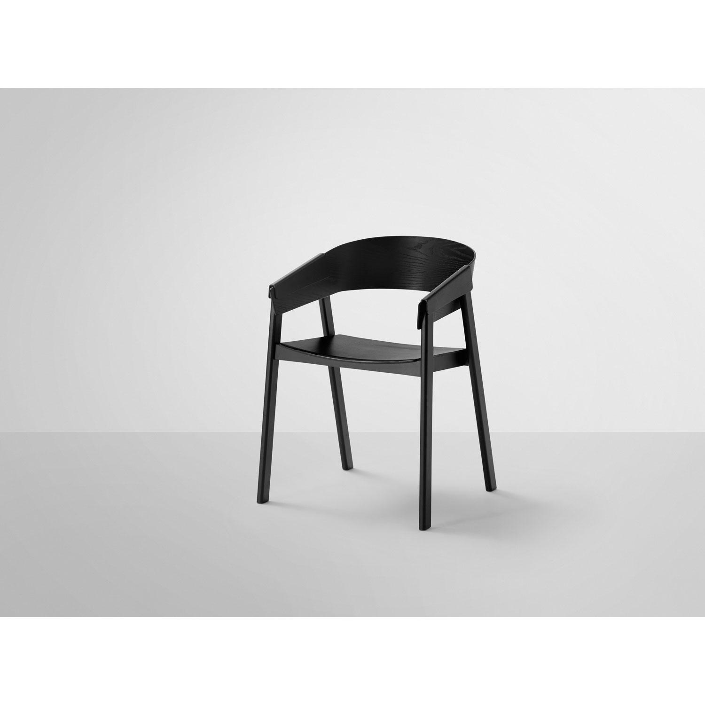 Workshop Svart Stol | Muuto | Länna Möbler | Handla online