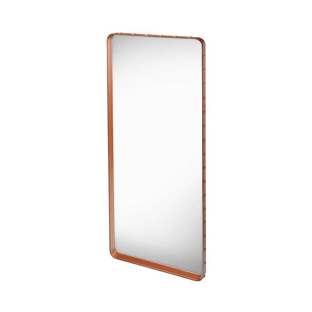 Bilde av Gubi-Adnet Speil 115x70cm, Brun