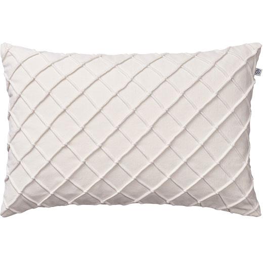 Chhatwal & Jonsson-Deva Cushion Cover 40x60 cm, Ivory