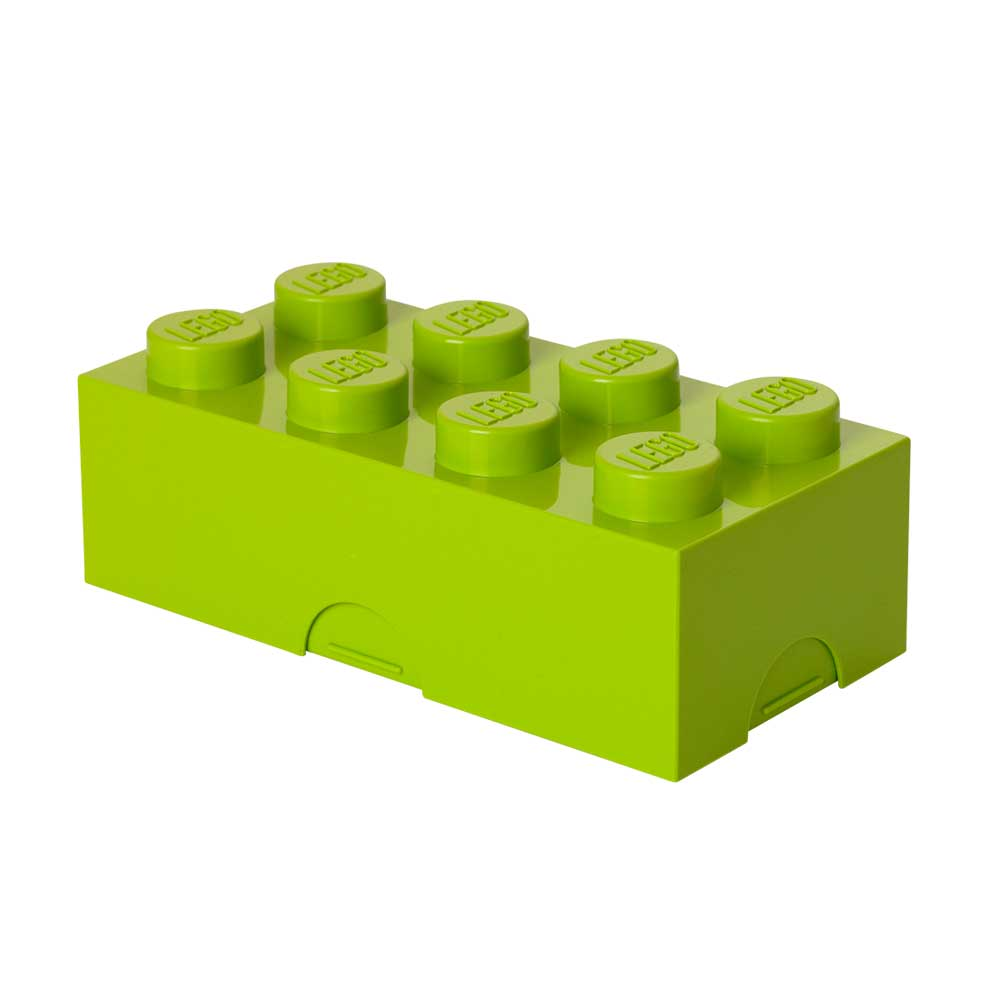 Lego Lunchbox 8, Lime