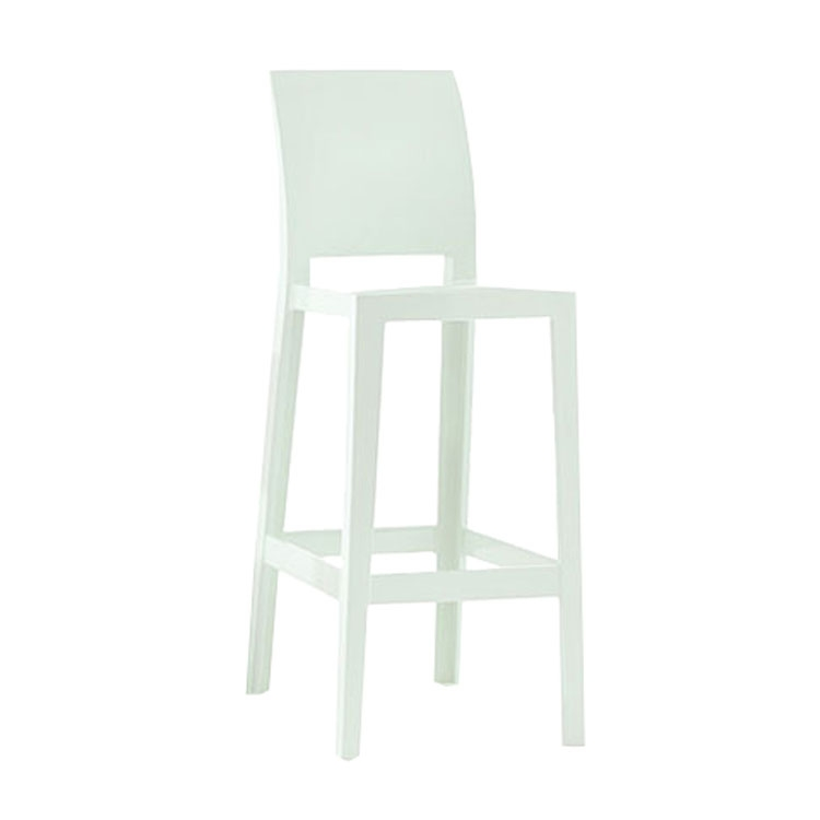 Bilde av Kartell-One More Please Barstol, Hvit H75