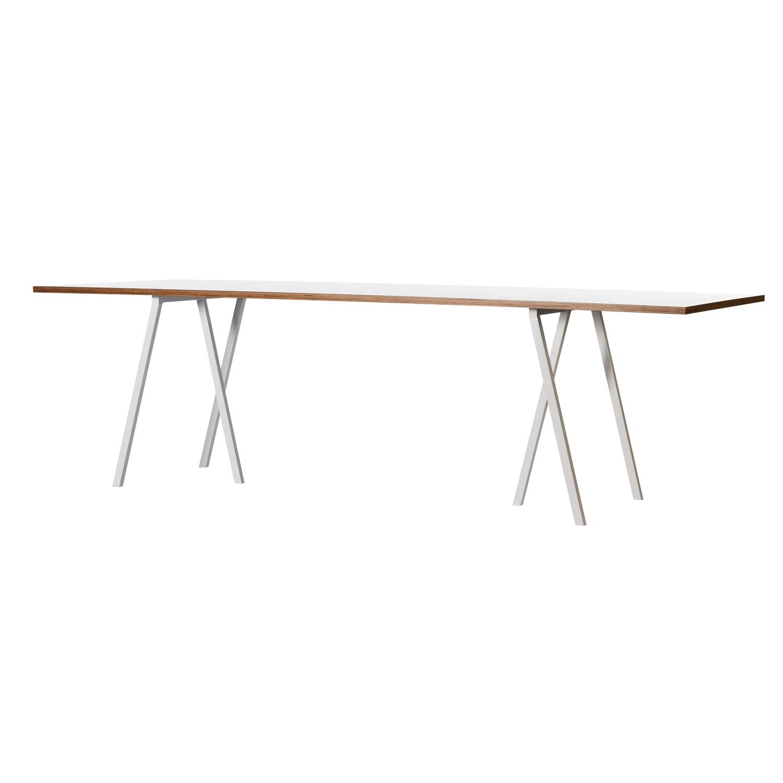 Hay-Loop Stand Table Bord 160 Cm, Hvid