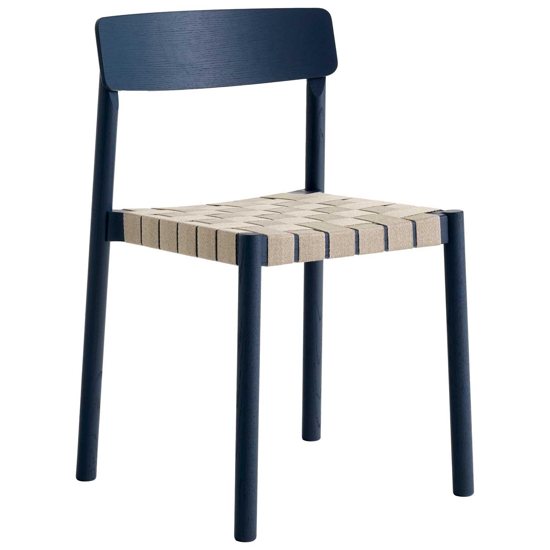 Bilde av &Tradition-Betty Chair TK1 Chair, Twilight/Nature