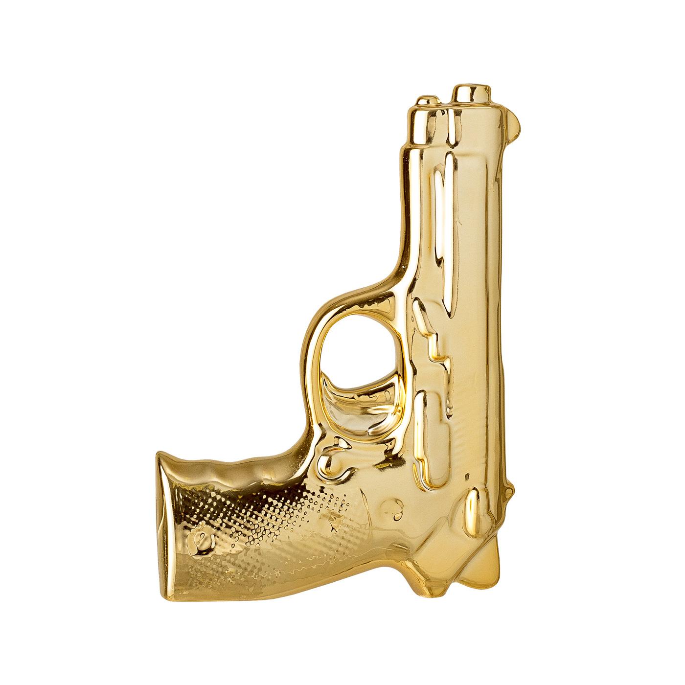Bilde av Bloomingville-Pistol Vase, Gold