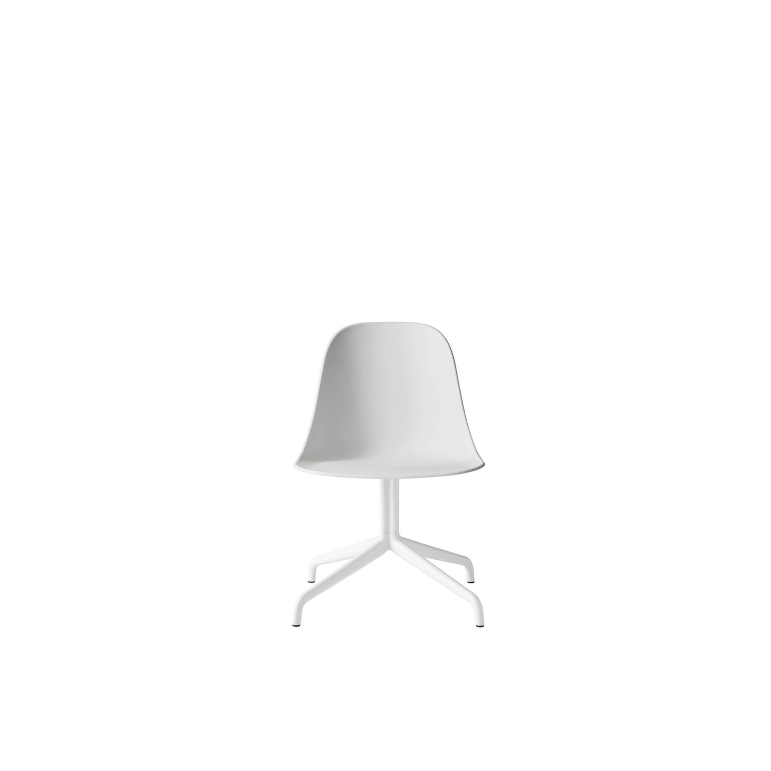 Harbour Side Chair, L. Grey Swivel/L. Grey Shell