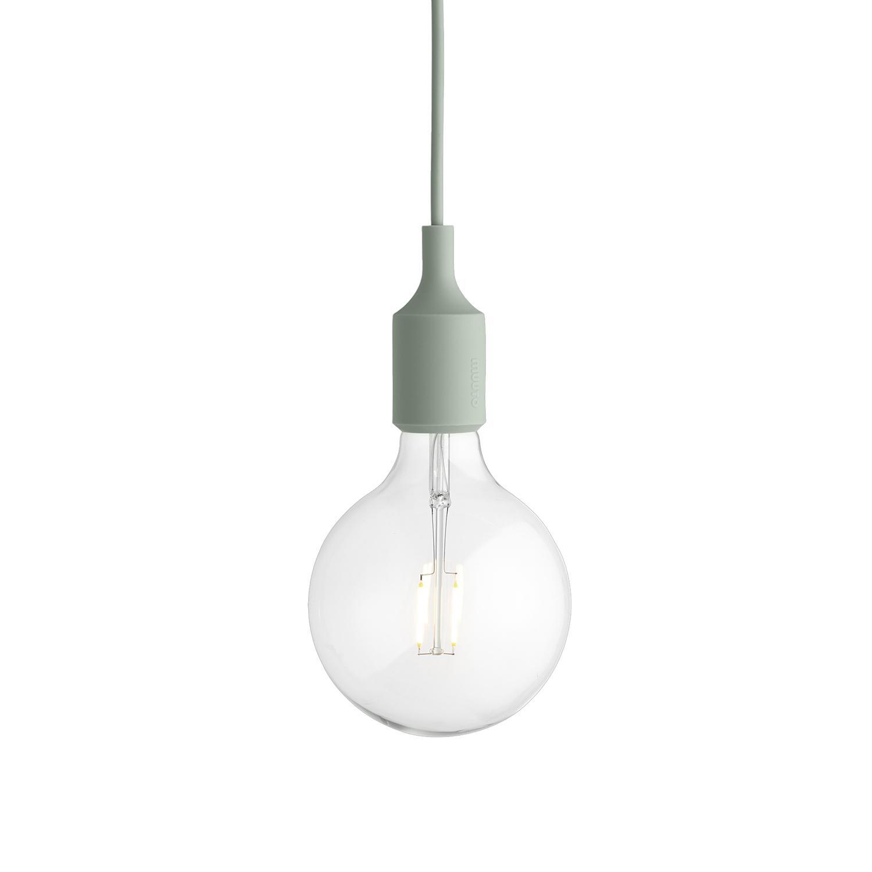 Muuto-E27 Pendant Lamp, Light Green