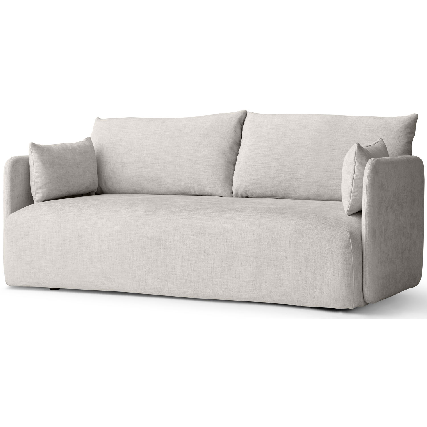 Offset Sofa 2 Seater, Maple 222