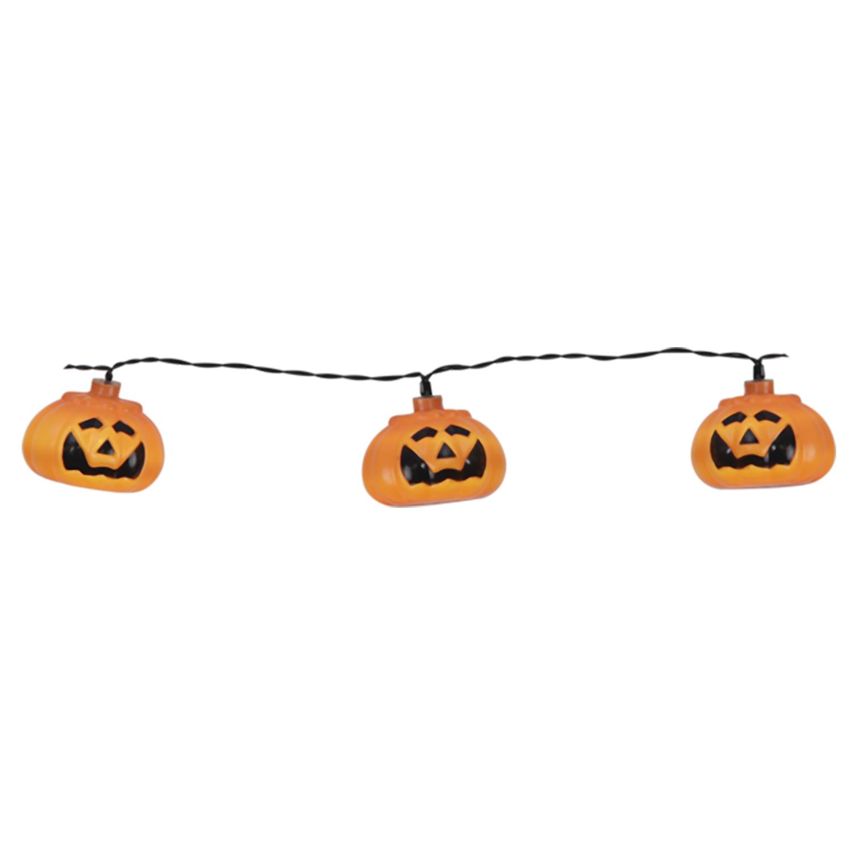 Ljusslinga Halloween, Pumpa