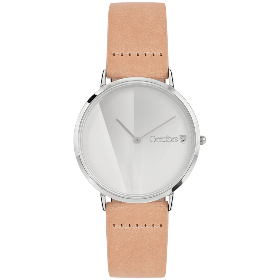 O-Time Armbandsur, Nature/White