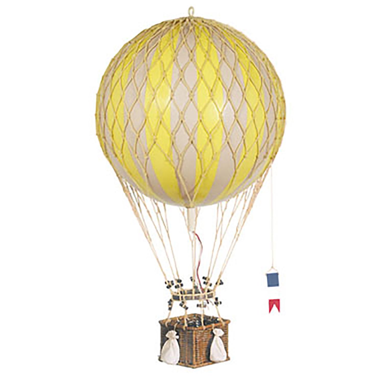 Royal Aero Luftballong, Gul