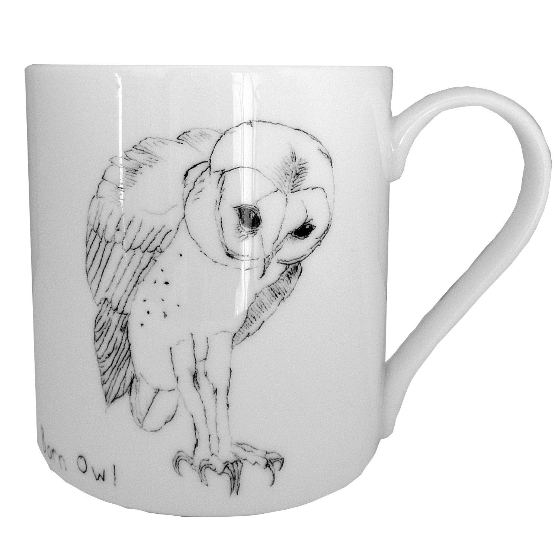 Barn Owl Mugg