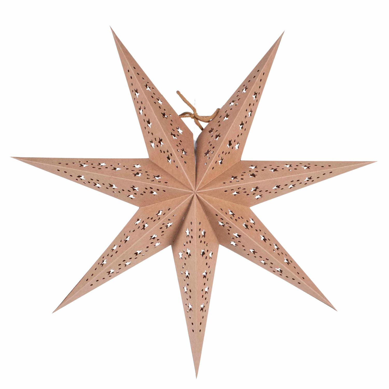 Vintergatan Julstjärna 44 cm, Natur