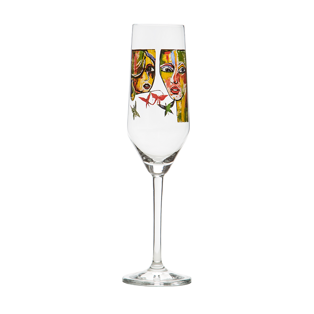 In Love Champagneglas, 30 cl