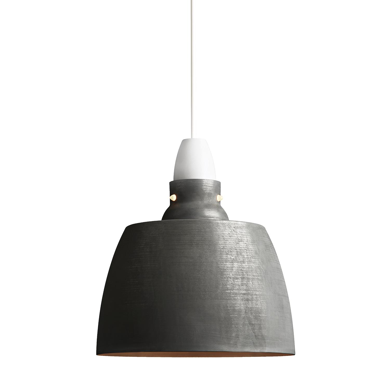 Bilde av New Works-Hang On Honey Pendant, Oxidized Aluminum