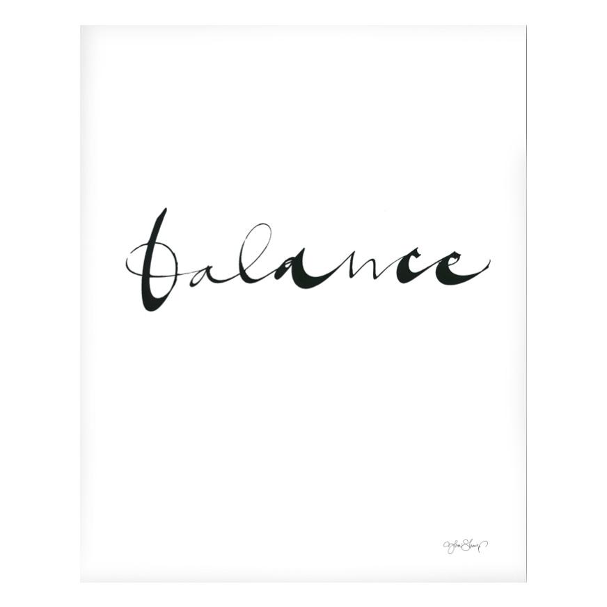 Bilde av Ylva Skarp-Balance Poster 50x70 cm