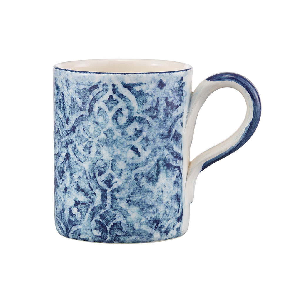 Portofino Mugg 11 cm, Blå