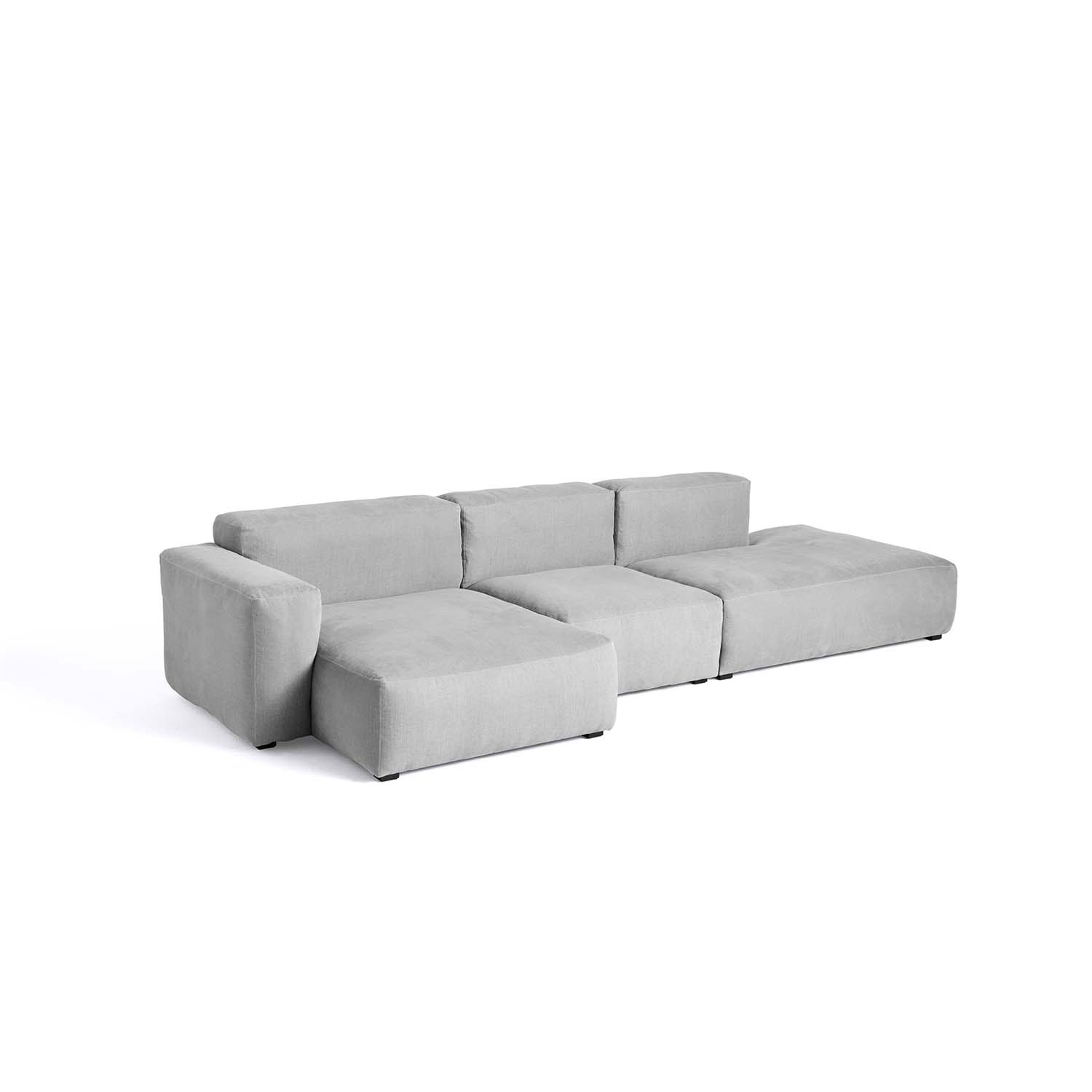 Bilde av Hay-Mags Sofa Soft 3 Seater Comb. 4 Left Low, Linara 443