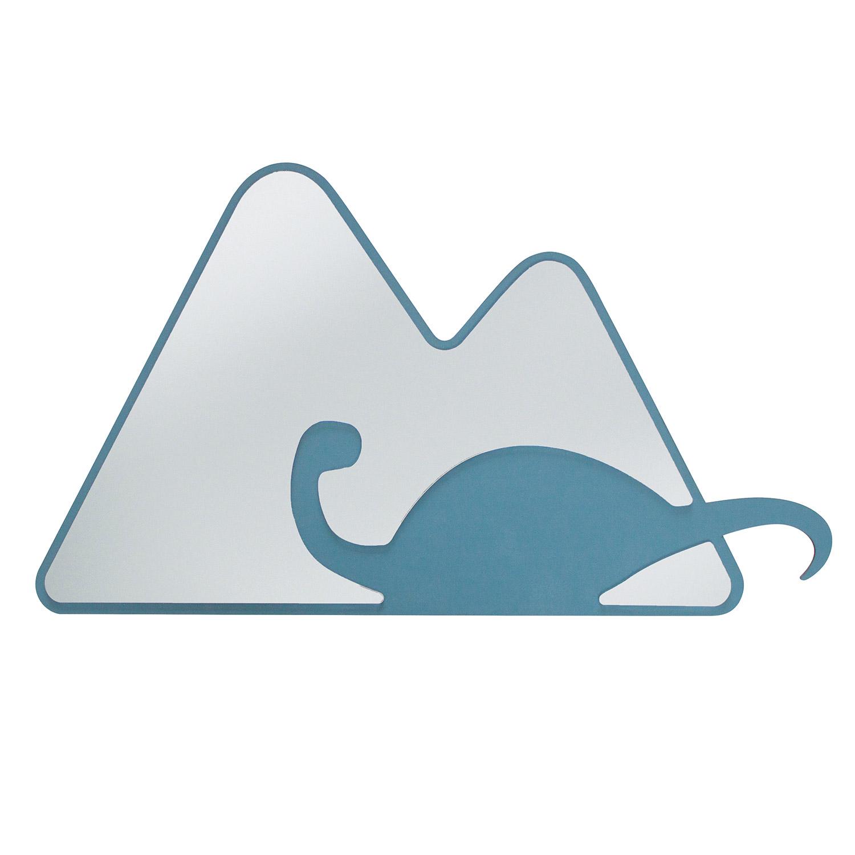 Bilde av Sebra-Mountain Speil, Dino