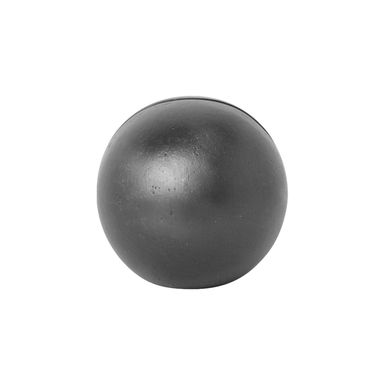 Ferm Living-Sphere Kortholder, Sort Messing