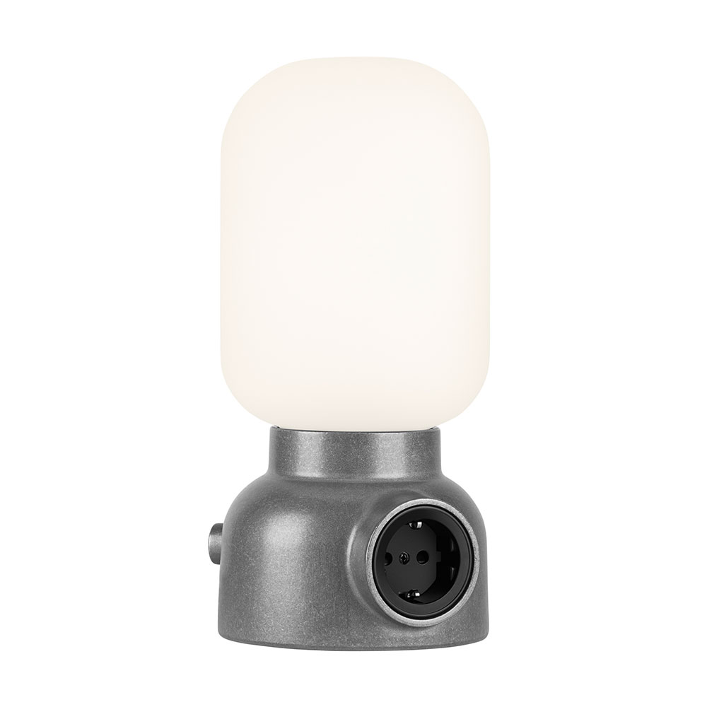 Plug Lamp Bordslampa, Raw