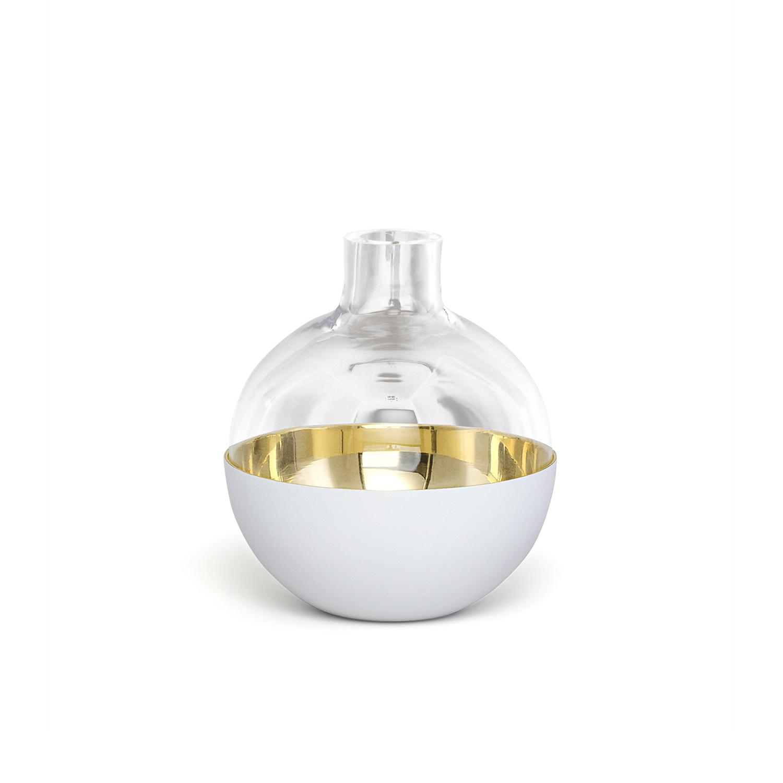 Pomme - Liten Vit/Glas