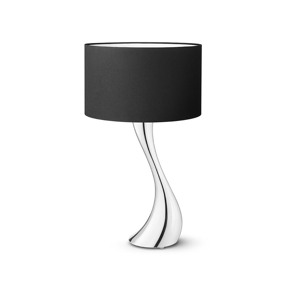 Cobra Table Lamp E27 Small Black
