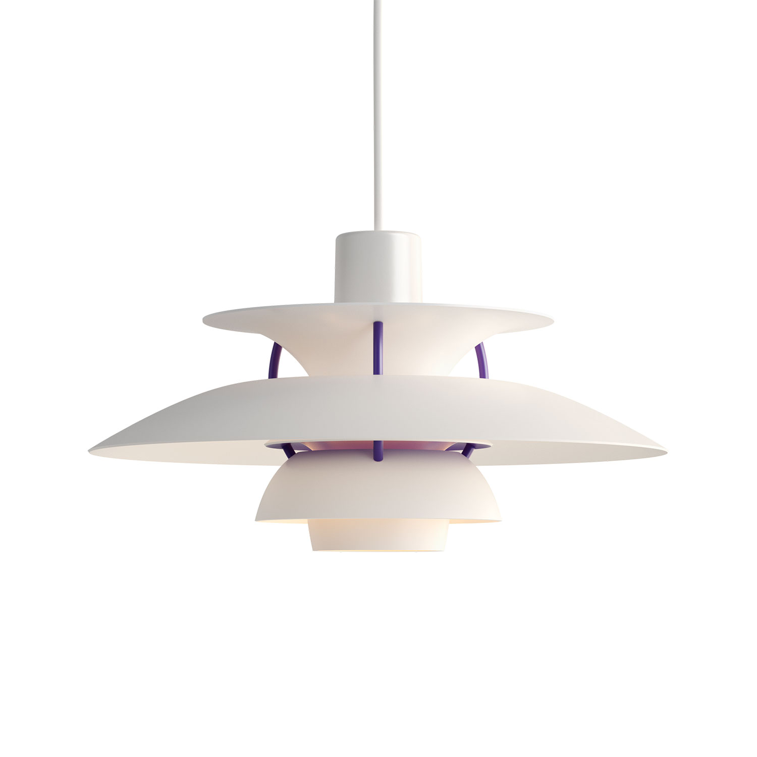 Ph 5 Mini Pendant Classic White